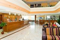 Lobby and reception in Airport Hotel Budapest****