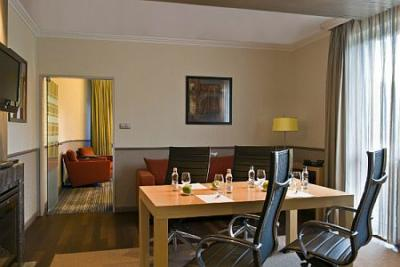 Andrassy Hotel - suite with meeting room in Budapest - Mamaison Hotel Andrassy Budapest - Special offers in Hotel Andrassy, in the 6. district of Budapest