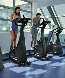 Thermal Hotel Helia - fitness room - Thermal Hotel Budapest - Hotel Helia**** Budapest - thermal and conference Hotel Helia in Budapest