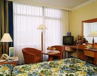 Danubius Thermal Hotel Helia - room with free satellite channels - Thermal Hotel Budapest