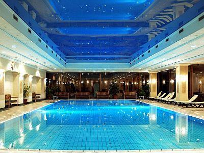 Accomodation in Budapest during Formula 1, in Thermal Hotel Margitsziget - Danubius Health Spa Resort Margitsziget**** Budapest - Thermal Hotel Margaret Island