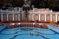 Gellert swimming pool - Gellert hotel Budapest - Thermal water