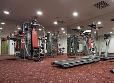 Golden Park Hotel Budapest, fitness room in 4 star Golden Park Hotel Budapest - Golden Park Hotel Budapest**** - hotel at the Baross square