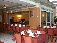 Alfa Art Hotel's restaurant with meal specialities at affordable price