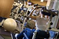 Hotel Arena Budapest - fitness room with cardio-machines in Danubius Hotel Arena