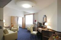 4-star Mercure hotel Budapest - Mercure City Center Budapest - suite