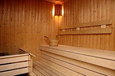 Novotel Danube Hotel **** - in the Danube fitness room a sauna awaits the hotel guests - Hotel Novotel Budapest Danube**** - Novotel Danube Budapest
