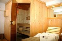 Leonardo Hotel Budapest - sauna of the the discount hotel in Budapest, Hungary